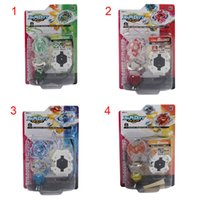 Wholesale Magic gyro The most clever magic gyro suit Children s toy gyro beyblade gyroscope toy rapidity top plate