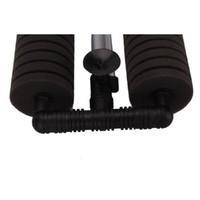 air filter products - SZS Hot Aquarium Fish Tank Biochemical Double Sponge Water Filter Air Pump Black