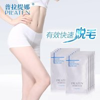 Wholesale PILATEN Hair Removal Cream Painless Depilatory Cream For Leg Armpit Body g Effective Fast Hair Removal