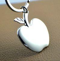 apple promotional items - ashion Jewelry Key Chains apple key chain high quality key finder novelty items promotional llaveros innovative portachiavi trinket free