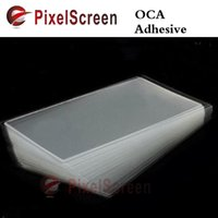 Wholesale Original OCA Optical Clear Adhesive For Samsung Galaxy S3 S4 S5 S6 S6edge S7 S7edge Double Side Sticker um