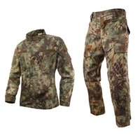 Wholesale Military Tactical Airsoft Army Uniform BDU Shirt amp Pants MAD