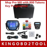 auto key programming - via dhl Original MVP Key Pro M8 Auto Key Programmer M8 Car Diagnostic and Programming Tools with super function