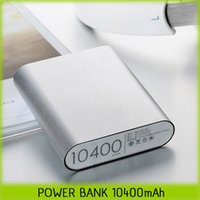 battery huawei - 10400mAh Portable Power Bank External Battery Emergency Battery For All Mobile Phone Iphone Samsung Huawei Laptop For Iphone s Plus
