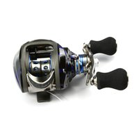 abu garcia bait casting reel - New BB Right Hand Sea Bait Casting Fishing Reel Ball Bearings One way Clutch High Speed Baitcasting Abu Garcia DHL H11466