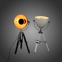Wholesale Creative Personality Retro Style Floor Lamp American Country Industrial Studio Creative Vertical Lamp