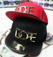 all'ingrosso kpop-Fashion Designer Dope Cayler Sons cappelli di snapbacks Kpop Cotton Sun regolabile Caps Uomini E Donne Popolare Sport Estate Strapback Hip Hop Cap