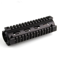 Wholesale New arrival Tactical Hunting Aluminum Shooting accessories AR M4 Rifle Carbine Weaver Picatinny Quad Rail Handguard