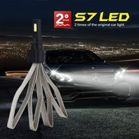 Wholesale H3 LED car headlights K pure white hight quality price brand new fog light bulb