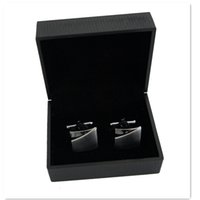 Wholesale GREAT DEAL NICE Cufflinks Box New Arrival FOR Christmas gift CTB009 A