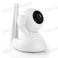 baby schedule - New Stylish Wireless Full HD P IP Security Camera ONVIF P2P Baby Monitor with Antenna Wifi Motion Detect Schedule Record