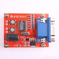 Wholesale VGA Signal Generator LCD Display Tester V V Power input