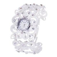 accent stainless - car Luxury Women s Diamond Accented Silver Tone Bracelet Watch Analog Quartz Gift bracelet watch gold watch senna