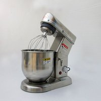 Wholesale L High Quality Full Stainless steel Planetary Mixer Commercial Stand Food Mixer Egg Cream Flour Mixing Blender