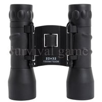 Cheap 22x32 Dual Focus High-powered HD Multi-Coated Military High Definition Day Night Vision Binocular Telescope for hunting
