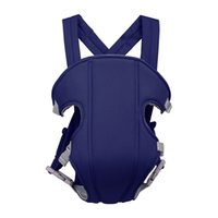 Wholesale Multifunctional Front Facing Baby Carrier Infant Comfortable Sling Backpack Newborn Pouch Wrap
