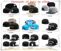 Unisex adult album - New Snapback Hats Cap Cayler Sons Snap back Baseball football basketball custom Caps adjustable size drop Shipping choose from album CY05