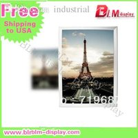 Wholesale to USA Direct Manufacture A2 MM Aluminum Edge Snap Frame Clip frame BLM
