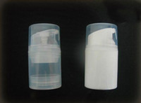 airless pump bottles - 30 ml ml high quality white or clear pp airless bottle ml airless pump bottle oz airless container