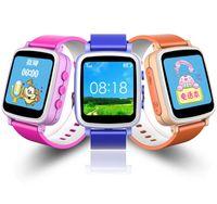 Nouveaux enfants GPS K3 Smart Watch Montres-bracelets SOS Call Localisation Finder Locator Device Tracker pour Kid Safe Anti Lost Monitor