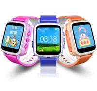 Nuevos Niños GPS K3 Reloj Reloj Inteligente SOS Llame Localizador de Ubicación Localizador de Dispositivo Tracker para Kid Safe Anti Lost Monitor