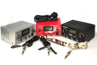 Wholesale LCD Digital Dual Tattoo Power Supply Clip Cords Foot Pedal