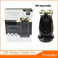 Wholesale Nuface Trinity Face Massager Facial Toning Device Anti Aging Skin Care Treatment Device Sealed Trinity also have PMD PRO MIA Scholl Amope