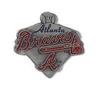 atlanta sporting goods - good selling Atlanta Braves decoration charms