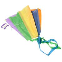 Wholesale Colorful Foldable MIni Kites Children Mini Kite Equipped With Box Special Random Color