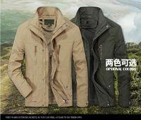 best mens fleece jacket - best selling new Camouflage Charge coat collar jacket blazer fleece warm fleece jackets leisure jacket Mens Jackets