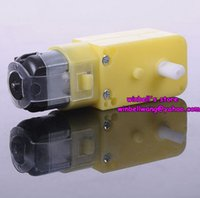 Wholesale 10PCS Double shaft TT gear motor B48 V strong magnet anti interference EMC high speed motor new in stock