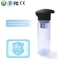 Bouteilles d'eau gratuits pour les enfants France-2016 vente en gros Étudiants Faviourite bouteille d'eau en plastique (750ml) BPA Portable Portable Coupe pour l'école des enfants Sports Activités
