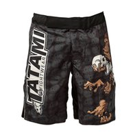 bad boy clothing - Monkey breathable sports training competition pattern boxer shorts MMA muay thai boxing muay thai clothing bad boy Hayabusa