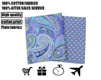 Wholesale fabric vb Cotton Dream of cashew prints printing cloth clothing pillow handbag bed special purpose fabrics high mass density