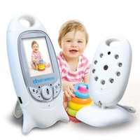 bebe sounds - 2016 Hot inch LCD Wireless Video Baby Monitor Bebe with Intercom IR Nightvision Lullabies Temperature Indicator