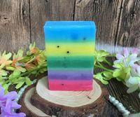 Wholesale 2016 New hot sale Arrivals OMO White Plus Soap Mix Color Plus Five Bleached White Skin Gluta Rainbow Soap