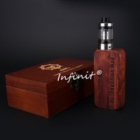 vapor mod - In business KAMRY W TC BOX MOD KAMRY E CIGARETTE wood e cigarette TC box mod Kmary w UTC mod vapor with thread