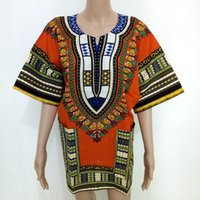 Wholesale 2016 african best selling Women Men African Clothes Hippie Shirt Caftan Vintage Unisex Tribal Mexican Top Bazin Riche Ethnic Clothing