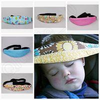 Wholesale 50pcs LLA191 Safety Car Seat Sleep Nap Aid Baby Kids Head Support Holder Belt Adjustable Belt