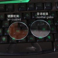 ar coated glass - 42 mm ar coated glass suitable for C8 flashlight