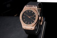 auto calendar clock - 2016 Automatic self wind Watch Silicon Strap sport luxury brand military Auto Calendar hub clock reloje hombre wristwatch men s casual free