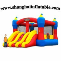 backyard sports - Customized Inflatable obstacle course for sale Indoor Outdoor Playground Sport Combo Obstacle