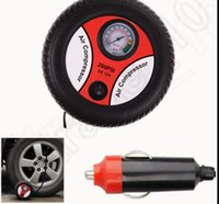 Wholesale LJJK358 DC12V Portable Electric Mini Tire Inflator Air Compressor Car Auto Pump Tire Electric Inflator Mini Portable Air Compressor