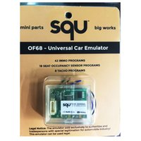 audi engine parts - 10pcs a Newest SQU OF68 UNIVERSAL CAR EMULATOR Mini Parts Big Works OF68 Universal Car Emulator