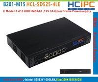 Wholesale HCiPC B201 M15 HCL SD525 LE v SD525 LAN Mini FireWall Barebone
