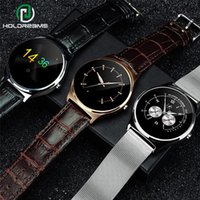 Wholesale HOLDREAMS TU02 Smart Bluetooth Watch Wristband Heart Rate Monitor Smartwatch Sport Health Watches for iPhone For Samsung Android ISO Phone
