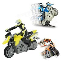 Wholesale IR Channel RC Stunt Motorcycle High Speed Competitive Motorcycle