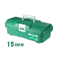 Wholesale inch Plastic Multifunction Home Toolbox