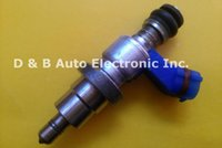 Wholesale 4pcs Japan Original Denso Fuel Injectors Fuel Injection For Toyota Crown