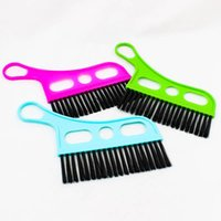 Wholesale Helper quot Broom Hand Broom Mini Home Garden Plastic Dust Pan Brush Cleaner A0726l R21